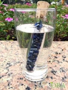 Lapis Lazuli Gem Water