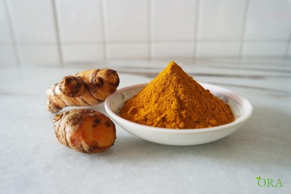 Turmeric and Turmeric Powder
